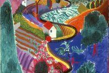 Leslie's Inspirations Other Artists / by Leslie Tillmann