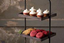 Etagieres / Speciaal voor cakes en muffins