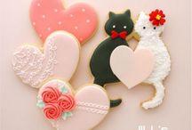 Special cookies / Mooie, leuke, grappige en bijzondere koekjes.