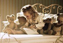~TEDDY BEAR...TEDDYBEER~ / Schattige en lieve plaatjes van teddy bears.