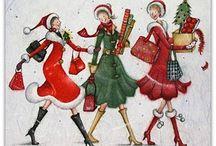 Lovely Pictures...Christmas  / Lieve en schattige kerstplaatjes