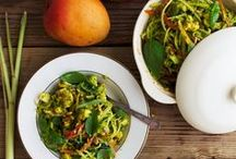 Vegan / Vegan Food and Recipes
