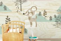 Wallpaper-Behang / Leuke, mooie en fraaie muren...laat je inspireren en vooral DURF