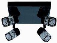 Bodove svietidla / Široký výber klasických bodových svietidiel/lámp s montážou na povrch ale aj zapustených do podhľadu.