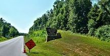 Scenic Byways and Highways / National Scenic Byways, Byways of America, National Roads and 2-lane highways.