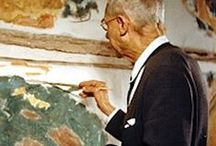 Favorite Painters / that is...Robert Leedy's favorite painters...