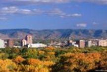 New Mexico Living / Albuquerque, New Mexico!! Home of UNM :)