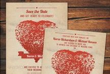 Wedding Invitations / Invitation, Save the Date, RSVP, Thank You Card and more