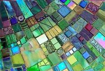 Mosaics to inspire / Mosaics that were created by other artists / by Lisa Duchesne