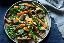 Recipes // Plant-Based / Recipes for plant-based meals and snacks