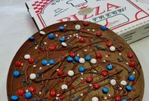 Holidays Are Better With Chocolate! / Let Chocolate Pizza make your holiday even sweeter with unique, delicious and impressive chocolate treats!
