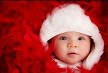 Christmas Photos for Sam / Babies babies babies! OK, toddlers too. Kids. / by Sheri Mueller