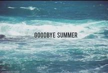 ♣ Summer 2014 ♣ / Just things that remind me of Summer ;)