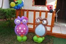 balloons /  Confezioni di Palloncini