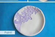 Porcellana fredda / Pasta di mais
