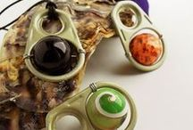 My Recycled jewellery / Follow us on www.rava-nello.it
