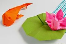 Origami and paper fold