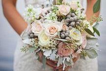 Bukiety ślubne (Wedding bouquets)