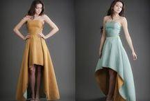 Reversible dress/Rochie cu două feţe / #TwoFacedDress #LHDuality #LauraHîncuDress #SilkPaintLH