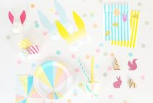 Children's partyware, supplies and accessories / Perfect partyware for any occasion x