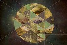 Graphic Photo Collage