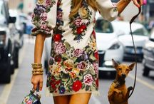 Street Style - Spring/Summer / From the streets of New York, Paris & Milan