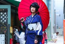 Street Style - Tokyo / Inspiration from the city of kawaii, edge, quirk, art and extraordinary styles - one and only Tokyo