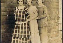 women 1920ties, Frauen 1920er