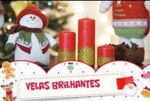 Natal criativo no Clube da Aninha / Ideias simples, fáceis e super lindas para deixar o seu Natal ainda mais especial.