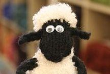 knitting, stricken