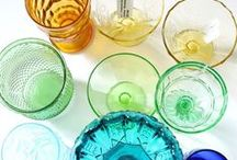 depression glass, Pressglas