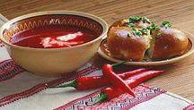 Ukrainian cooking