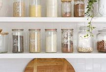 The Pantry / Inspiration, information and ideas for creating a healthy pantry and long-term food storage