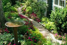 For the Gardener in Me / Great Gardens and ideas