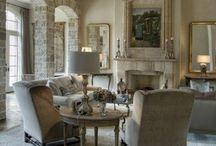French & Swedish Decor / Home decor