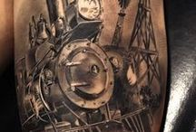 tattoo art we love..
