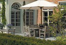 Courtyards and Patios / A great place to relax!
