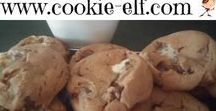 Chocolate Cookies / Who doesn't love chocolate? See all different ways to make chocolate part of your cookies: http://www.cookie-elf.com/chocolate-cookies.html