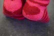Fibre - Knit socks