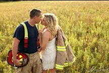 Heartland Engagement Sessions / Some examples of our engagement sessions!