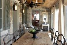 Eat or Dine II / More great dining room, breakfast room and eat-in-kitchen pins.  Please follow and pin as many as you like!