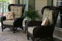 On the Porch II / Relaxing and inspiring porches.  Also visit my other Porch boards for other great pins from the porch.