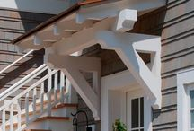 Architectural Detail / All houses should be built with this beauty and detail.