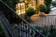 Courtyards and Patios II / More beautiful outdoor spaces.