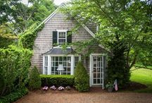 """Cottages II / Wonderful, charming, cozy homes.  Also visit my """"Cottages"""" board to the left of this one."""