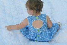 Fabric - Sew little girls