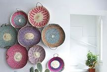 Home sweet Home! / Things that inspire us to create beautiful earth-friendly home objects.
