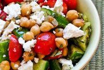 Salads / by Mona Attaei