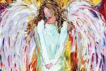 Angels + divine guidance