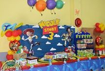 Temática Toy Story / Eventos temáticos Toy Story - Themed events Toy Story Picture